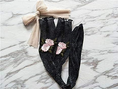 Amazon.com: DeemoShop - Calcetines de tobillo sexy con ...