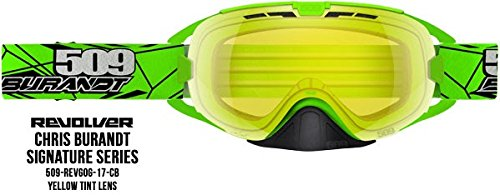 509 Revolver Anti-Fog Snowmobile Goggles (Chris Burandt (Limited Edition)) by 509