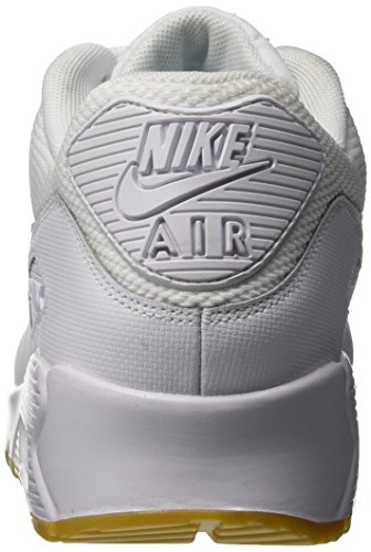 NIKE 90 Running Scarpe 135 White Brown Gum White Max Light Multicolore Donna Air UEqIrE