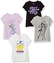 Spotted Zebra Disney Star Wars Marvel Short-Sleeve T-Shirts