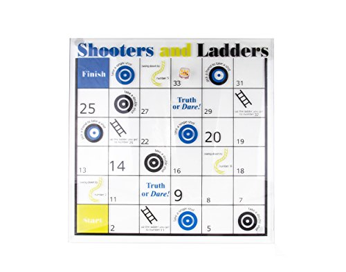 Shots And Ladder Drinking Game Set Buy Online In Uae