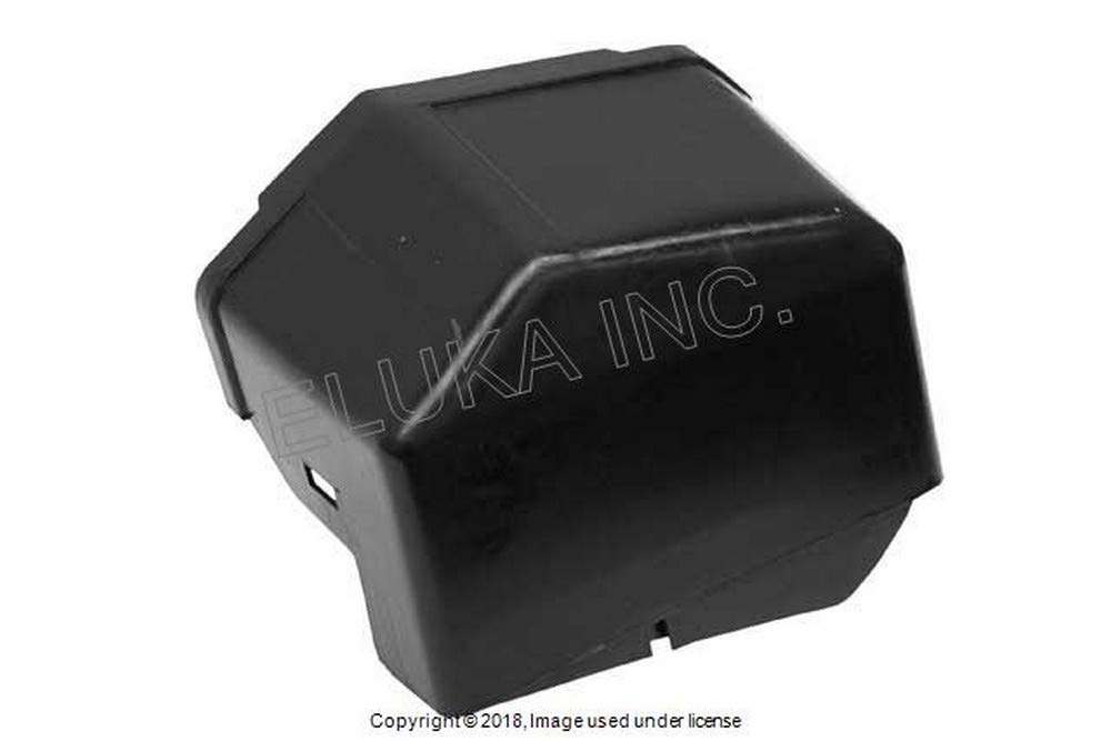 Outer Cover without Holes Mercedes Benz Suppressor Housing Distributor Cap