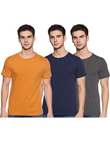 Amazon Brand – Symbol Men's Solid T-Shirt