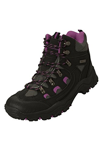 Mountain Warehouse Adventurer Womens Boots - Ladies Summer Shoes Black 9 M US Women by Mountain Warehouse (Image #7)
