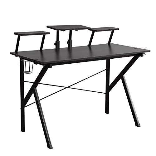 """DlandHome Computer 47"""" Table/Workstation Stand YX001-BB"""