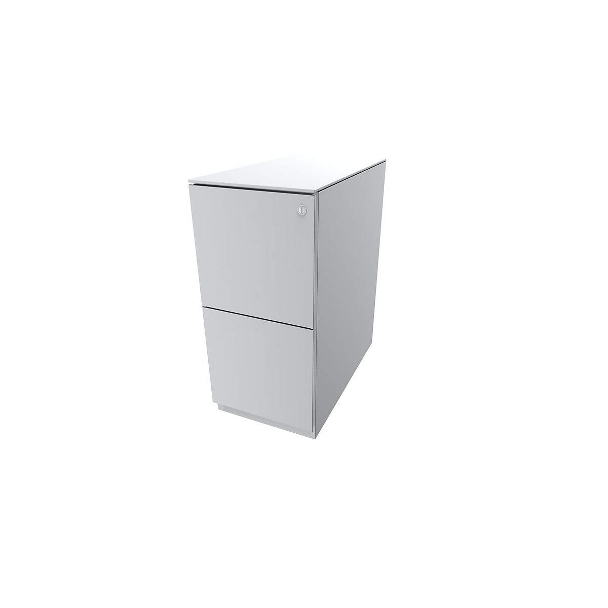 BISLEY Roll Container notetm - 7 mm Top, 2 cajones, HR de ...