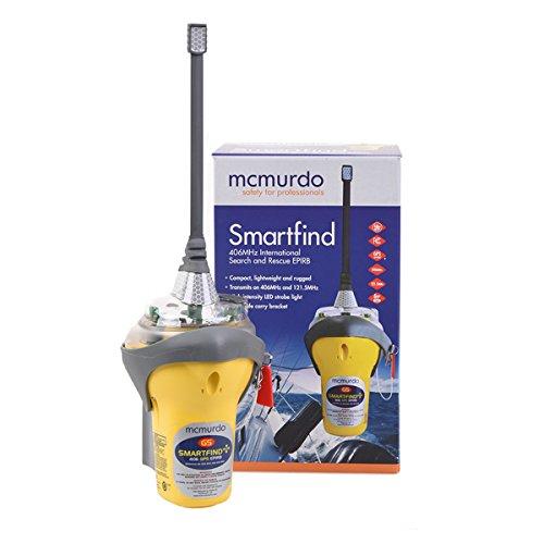 McMurdo G5 EPIRB (Manual Release) by McMurdo