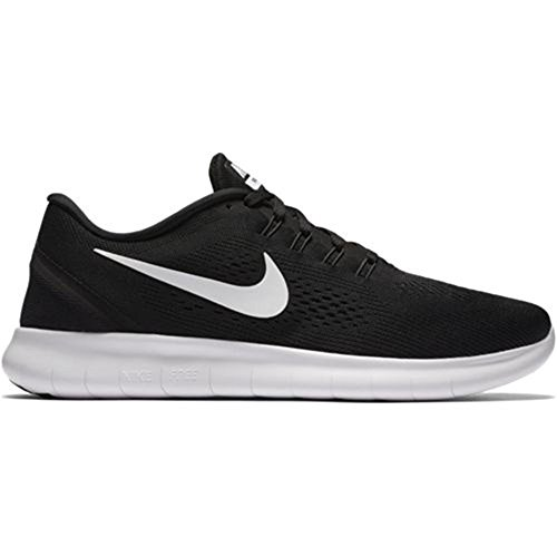 Nike Mens Fria Rn, Svart / Vit-antracit, 9 M Oss