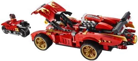 LEGO Ninjago 70727 X-1 Ninja Charger 6062852