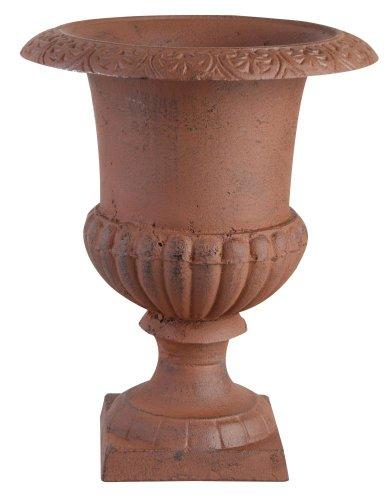 Cast Iron Urn - Esschert Design French Urn, Medium