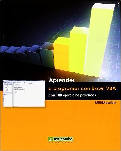 Libro Programar con Excel VBA
