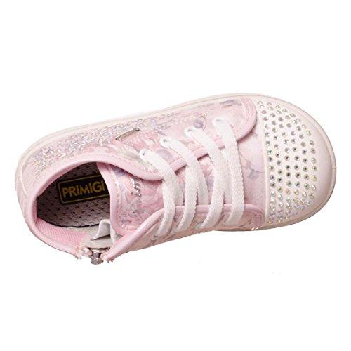 1356711 Filles Primigi synthétique High Sneaker Z6cTxPfwq
