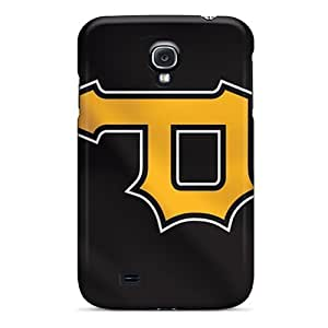 Awesome Case Cover/galaxy S4 Defender Case Cover(pittsburgh Pirates)