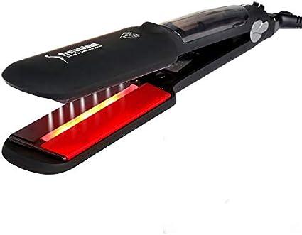 Professional Infrared Steam Hair Straightener Flat Iron