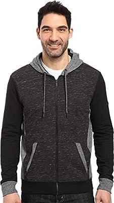 Calvin Klein Men's Texture Blocked Hoodie