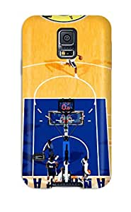 Cute High Quality Galaxy S5 Indiana Pacers Nba Basketball (27) Case