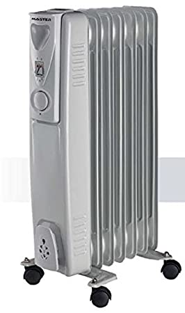 Master OR7-1500 Radiador de Aceite, 1500 W