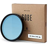 Gobe NDX 82mm Variable Neutral Density Lens Filter