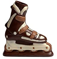 06#1104 Schokoladen Inliner, Geschenke, Sport, Rollschuh, Schlkittschuh, Eis,...