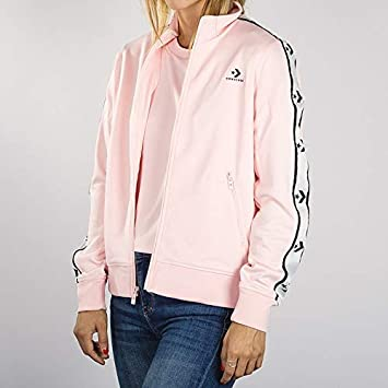 Track Storm Jacket Chaqueta Chevron Pink Star Converse Mujer ZwqSTxaE