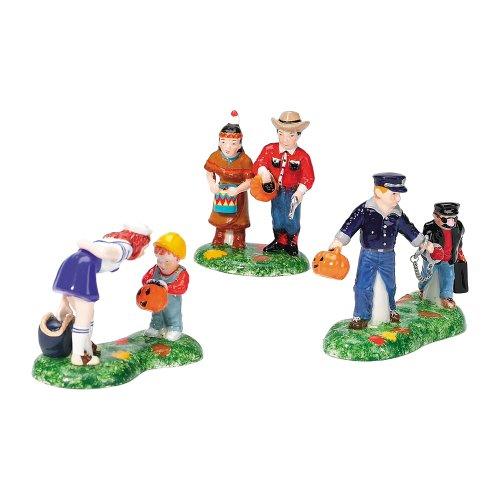 Dept 56 - Halloween Village - Halloween Kids by Department 56 - -