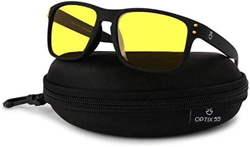 Optix 55 Polarized Glasses for Men & Women