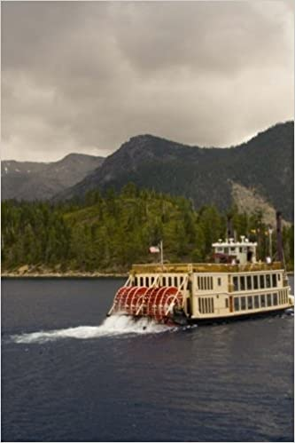 Website Password Organizer A Ferry on Lake Tahoe in California: Password/Login/Website Keeper/Organizer Never Worry About Forgetting Your Website Password or Login Again!