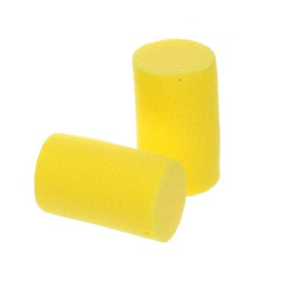 EAR Classic Soft 3, Lot de 25paires = 50pièces dans cinq Sac, jaune, protection auditive, bouchons d'oreille œil de boutique® Lot de 25paires = 50pièces dans cinq Sac bouchons d'oreille œil de boutique® 3M