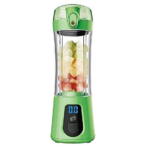 XFCF Mini Portable Juice Bottle Mixer Cup Juicer Recargable De La ...