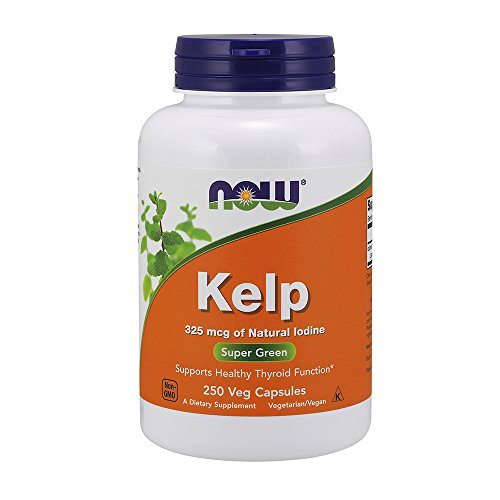Kelp - Natural Iodine from NOW Foods