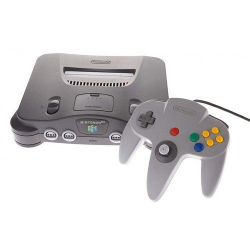 Nintendo 64 System Video Game Console