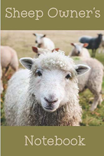 Sheep Owner's Notebook: 6