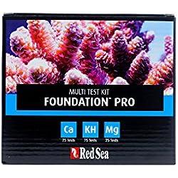 Red Sea Reef Foundation Test Kit - Calcium, Alkalinity & Magnesium