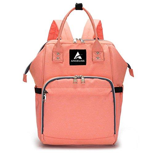 Designer Baby Diaper Bag Backpack - Multi Function Waterproo