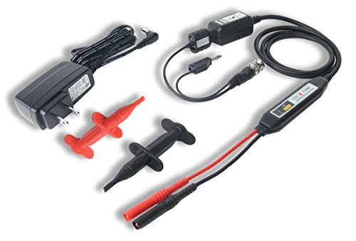 Cal Test Electronics CT3688 Small Signal Active Differential Oscilloscope Probe Kit, 200MHz Bandwidth, 1.75ns Rise Time