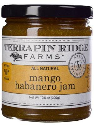 - Terrapin Ridge Farms Jam, Mango Habanero, 10.5 Ounce