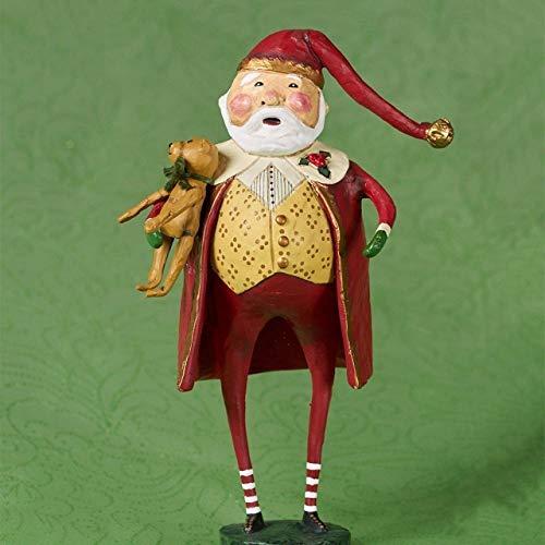 Lori Mitchell Christmas Cheer Santa