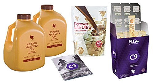New Improved Forever Living Clean 9 Chocolate Lite Ultra ()