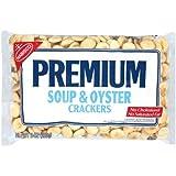 Nabisco Premium Soup & Oyster Crackers, 9 Oz,60 Calories per Serving