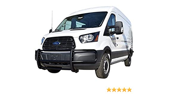 Front Runner Guard BLK Brush Nudge Push Bull Bar STEELCRAFT 51700 Custom Fit 2015 Ford Transit Van Full Size