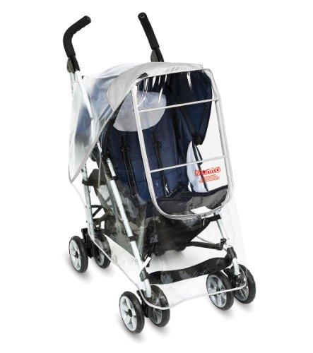 3 Wheel Stroller Rain Cover - 8