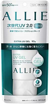 Kanebo ALLIE Extra UV Gel Sunscreen - SPF50+ PA++++ 90g / 3.1oz | NEW 2018