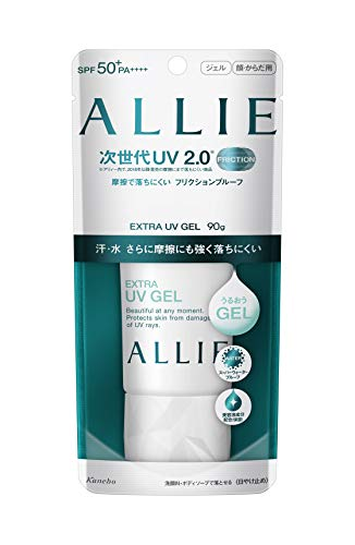 Kanebo ALLIE Extra UV Gel Sunscreen - SPF50+ PA++++ 90g / 3.1oz | NEW 2018