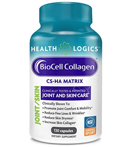 Health Logics BioCell Collagen Joint and Skin Care 120 ()