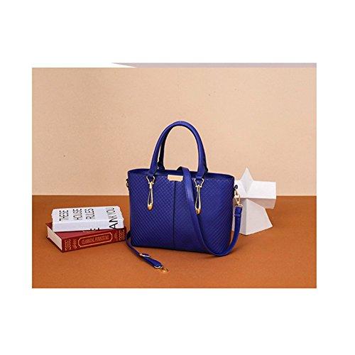 Bolsos de la mujer Xagoo de la vendimia del patrón del monedero de Crossbody de los bolsos de cuero del nuevo diseño del bolso de la bolsa de mensajero + + Cambio (Estilo 4) Estilo 2