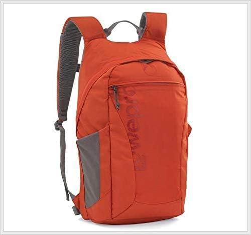 He-lanshangmaobu Fashion Camera case Lowepro Photo Hatchback 22L AW DSLR Camera Bag Daypack Backpack with All Weather Cover Color : Orange