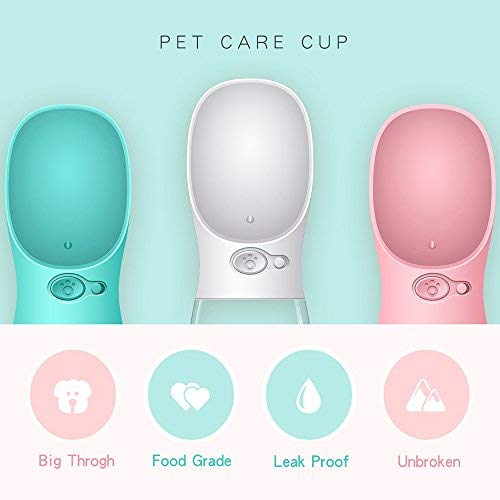 Buy portable dog water bowl