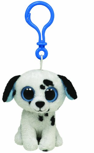 Fetch Dalmatian - Ty Beanie Boos - Fetch-Clip the Dalmatian