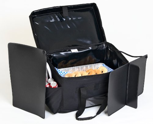 Restaurant and Catering Delivery Bags - Case of 2