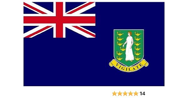 Us Virgin Islands Flag 3x5 Polyester